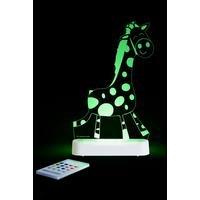 Aloka Giraffe Night Light