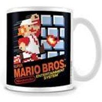 Mario NES Cover Mug