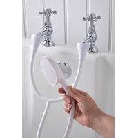 Beldray Push on Shower Mixer Set