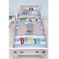 Disney Dumbo Circus Junior Panel Duvet Set