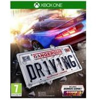 Xbox One: Dangerous Driving