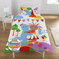 Love To Smile Single Duvet Set - In The Night Garden