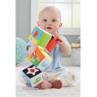 Fisher Price Turn and Learn Soft Blocks