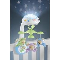 Fisher Price Butterfly Dreams 3-In- 1 Projection Mobile