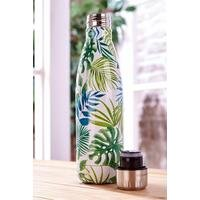 Cambridge Tropical Print Flask Bottle