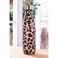 Cambridge Leopard Print Flask Bottle