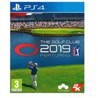 PS4: The Golf Club 2019