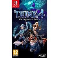 Nintendo Switch: Trine 4: The Nightmare Prince