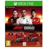 Xbox One: F1 2019