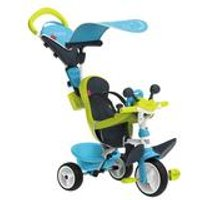 Blue Baby Driver Tricycle