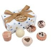 Bomb Cosmetics Little Box of Chocolate Bath Bomb Set
