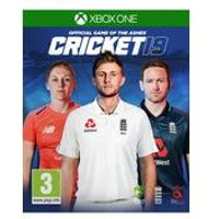 Xbox One: Cricket 19 - The Official Game of the Ashes