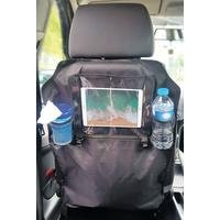 Back Seat Organiser with Kick Mat