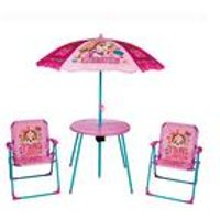 Paw Patrol Pink Garden Set