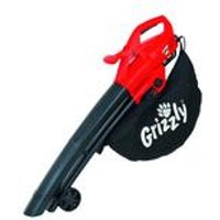 Grizzly 2600W Electric Leaf Blower and Vacuum