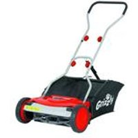 Grizzly Manual Push Lawnmower