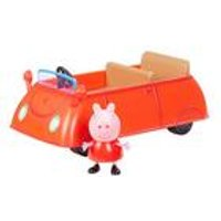 Peppa Pig Vehicle Red Car