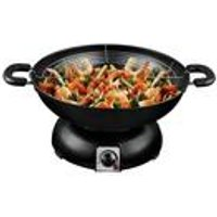 Kalorik Electric Wok Skillet Pan
