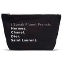 Fluent French Pouch Purse