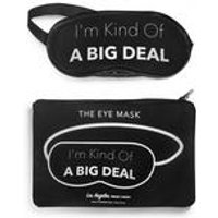 Kind of a Big Deal Eye Mask