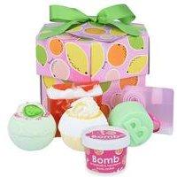 Bomb Cosmetics Fruit Basket Bath Bomb Gift Set