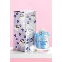 Bomb Cosmetics Blueberry Sundae Piped Candle