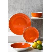 16-Piece Spinwash Dinner Set