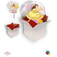 Disney Belle Bubble Balloon