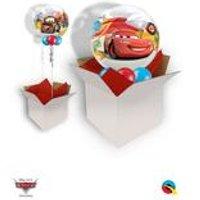 Cars Lightning McQueen Bubble Balloon