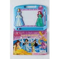 Disney Princess ABC Learning Series