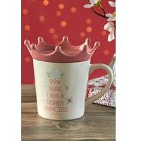 Disney Princess Mug with Crown