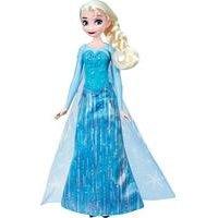 Disney Frozen Shimmer Elsa Doll