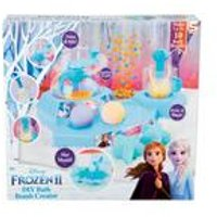 Disney Frozen 2 DIY Bath Bomb Station