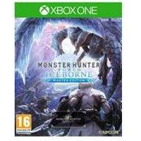 Xbox One: Monster Hunter World Iceborne Master Edition