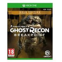 Xbox One: Ghost Recon Breakpoint Gold Edition