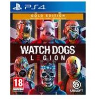 PS4: Watch Dogs Legion Gold