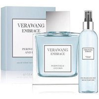 Vera Wang Embrace Periwinkle and Iris EDT and Mist Set