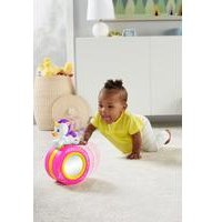 Fisher Price Push n Crawl Unicorn
