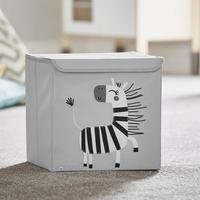 Potwells Zebra Storage Box
