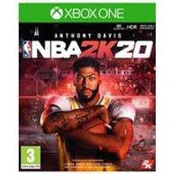 Xbox One: NBA 2K20