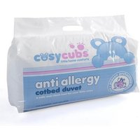 9 Tog Cosy Cubs Junior Cot Bed Duvet and Pillow Bundle