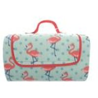 Flamingo Picnic Blanket