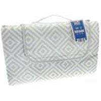 Geo Family Size Picnic Blanket