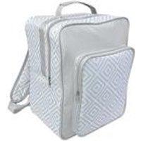 Backpack Cooler Grey Geo 17l