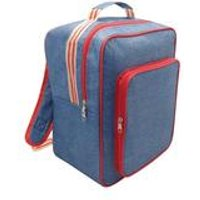 Backpack Cooler Denim Stripe 17l