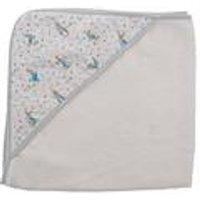 Peter Rabbit Hooded Baby Towel
