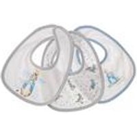 Pack of 3 Peter Rabbit Collection Baby Bibs