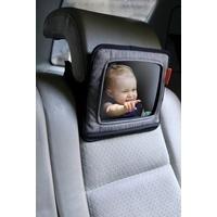 Dreambaby Backseat Mirror with Ipad Holder – Grey