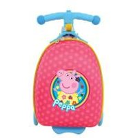 Peppa Pig Scootin Suitcase