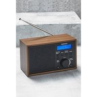 Daewoo Compact Wooden DAB/FM Radio